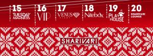 Shari Vari Mercoledì 24 febbraio